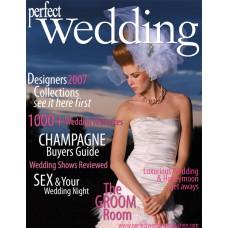 Perfect Wedding 2007 - Print Edition